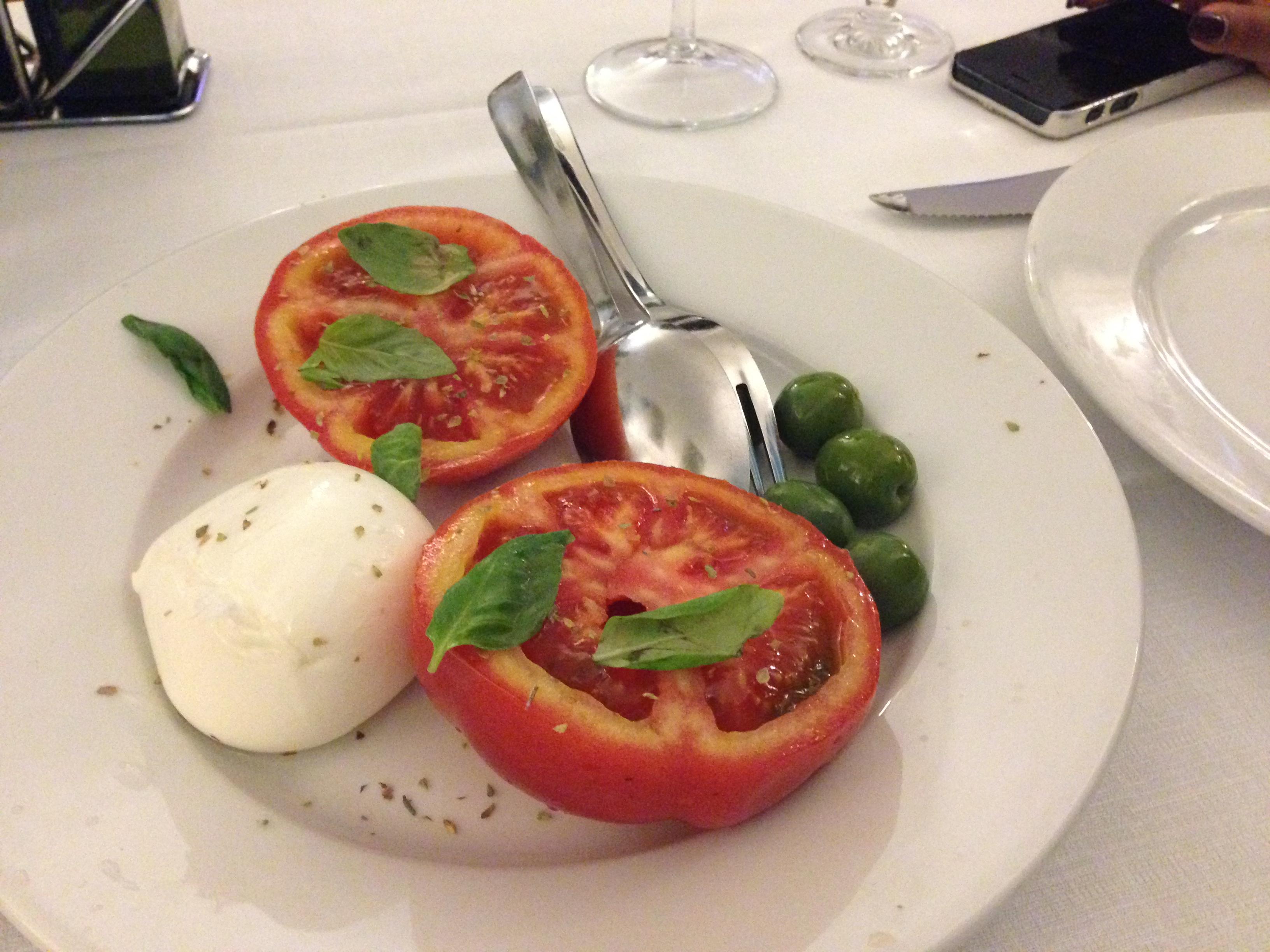 Amalfi coast fork talk for Amalfi coast cuisine