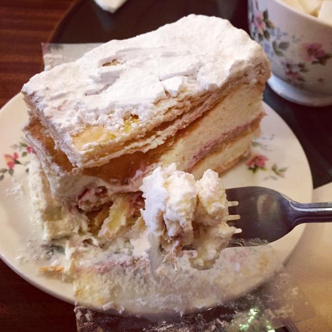 Coffee Break: Louis Hungarian Patisserie