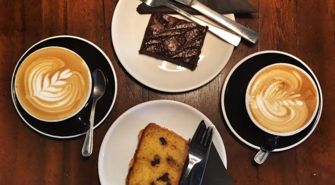 Coffee Break: Saint Espresso