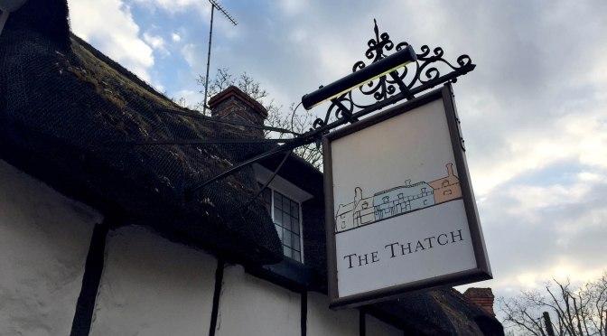 Pub Grub: The Thatch