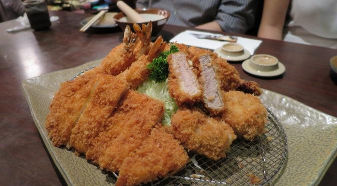 Tonkichi – Tonkatsu Seafood