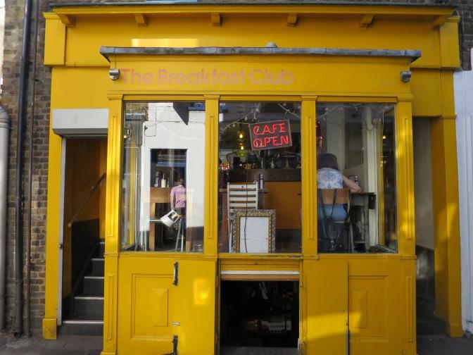 What's good: Camden Passage
