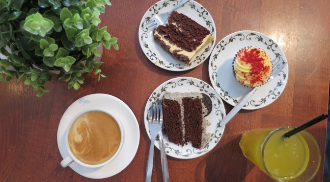 Coffee Break: Madd Hatters